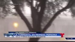 Video: Televidentes comparten videos de tormenta en Tucson