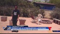 Video: Capturan a banda de ladrones gracias a vecinos