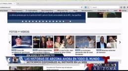 ¿Sabes como ver nuestros noticieros por internet? Aquí te explicamos
