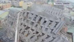Cien desaparecidos por sismo