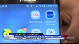 Conoce las nuevas funciones del app de Telemundo Arizona
