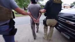 Revelan lista de ciudades con más arrestos de indocumentados