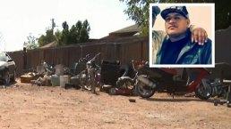 Fotos: Rompe silencio familia de hombre baleado en Surprise