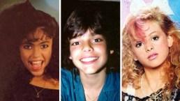 ¿Los reconoces? Artistas latinos famosos desde niños