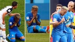 """Por qué a Neymar le """"dolió"""" ganar y hasta el rival lo consoló"""