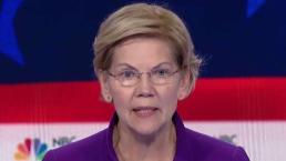 Warren explica su postura frente al aborto