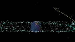 """""""Dios del Caos"""": el asteroide que pone nervioso a la NASA"""