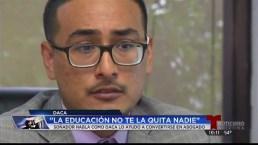 DACA ayuda a joven convertirse en abogado de inmigración