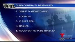 Video: Lista de empleos disponible en Arizona
