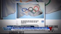 Luz Acosta: El sueño de bronce está cada vez más cerca
