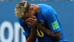 El llanto desconsolado de Neymar