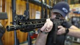 AR-15, el rifle más usado en las masacres en EEUU