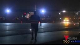 "Video: Aterriza avión ""Solar Impulse"" en Arizona"