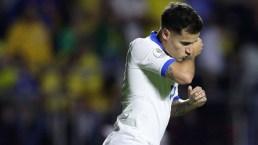 Golazo de Coutinho en la apertura de la Copa América
