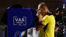 Primer penal con verificación del VAR en la Copa América