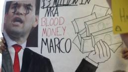 Con enojo: estudiantes envían mensaje sobre control de armas