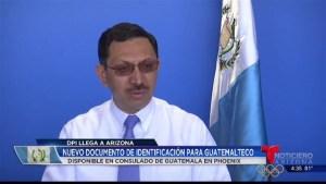 Video: Nueva identificación para guatemaltecos de Arizona