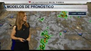 Se esperan tormentas en la zona de Tucson