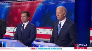 """Biden dice que debemos """"mejorar"""" el Obamacare"""