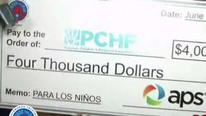 APS se une con donativo a Teletón Telemundo