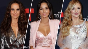 "Estrellas desfilan en ""upfront"" de Telemundo"