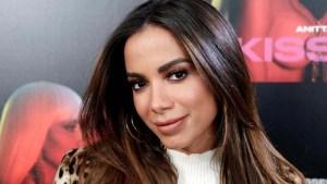 "Anitta revela con qué artistas ""sueña"" con colaborar"
