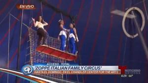 Llega al valle el circo italiano Zoppé