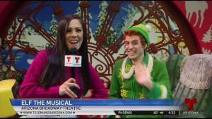 Elf llega en musical a Arizona
