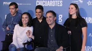 Gael García presenta película sobre secuestros en México