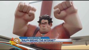 """Hablan los creadores de """"Ralph breaks the internet"""""""