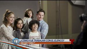 """Isabela y Mark se reúnen en """"Instant Family"""""""