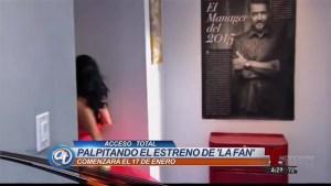 """""""La Fan"""" ya tiene fecha de estreno"""