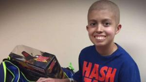 Lucha contra el cáncer, le remueven tumor de hígado