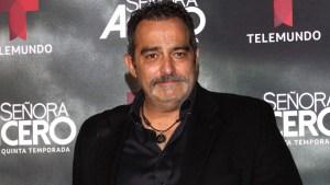 """Omar Fierro hace revelaciones sobre su personaje en """"Señora Acero"""""""