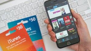 Advierten sobre estafas con tarjetas de iTunes