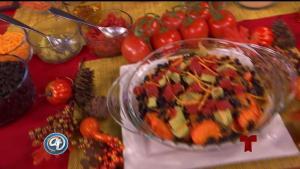 Recetas saludables para las fiestas