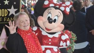 Russi Taylor, voz de Minnie Mouse, muere a los 75 años
