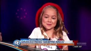 """Conoce más del nuevo show """"Siempre Niños"""""""