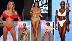 Sexy y diversa revolución, la moda de playa en la que todo se vale