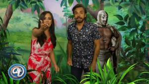 Un recorrido por la jungla con Eugenio Derbez