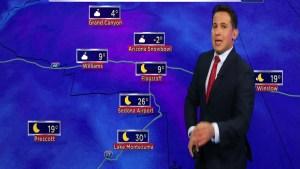 24 de Febrero del 2017: Aquí la información sobre el estado del tiempo para las próximas horas.