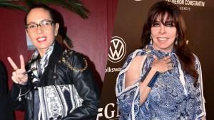 """Yolanda Andrade reitera que estuvo """"enamorada"""" de Verónica Castro"""