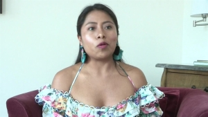 Yalitza Aparicio revela su visión sobre el feminismo