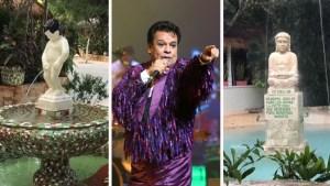 Por dentro: la casa secreta de Juan Gabriel convertida en hotel de lujo