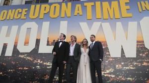 Tarantino vuelve a los cines con Brad Pitt y DiCaprio