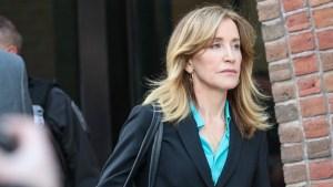 Huffman podría ir a prisión tras cargos en caso de sobornos