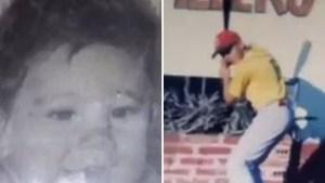 Imágenes de la infancia del lanzador José Fernández