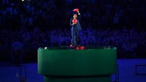 Mario Bros es parte de la clausura de Río 2016
