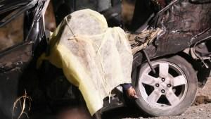 Niño de 12 años conduce auto y mueren cinco menores