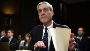 Muchos no estarían satisfechos con el reporte de Mueller